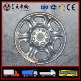 Cerchione d'acciaio chiaro della carrozza ferroviaria (6J*15, 5J*14)