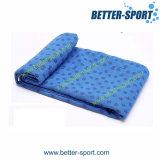 Toalha de tapete de yoga de fibra de microfibra, toalha de yoga, cobertor de ioga