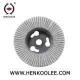 Roda de lã de polimento de nano para Itália Nano Máquina