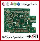 機密保護NVRネットワークビデオレコーダーのための8layers PCBのボード