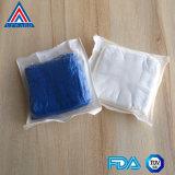 pista abdominal médica no lavada de los 40cm X 40cm-12ply