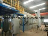 Neue konzipierte Brennöldestillation-Systems-Reifen-Erdölraffinerie-Maschine zur Dieselplastiköl-Destillieranlage