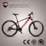 30 속도 Deore M610 모든 산 알루미늄 합금 산악 자전거