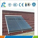 Het zonne Verwarmingssysteem van het Water voor Project