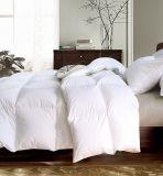 100% algodão Hotel Edredon de penas de ganso