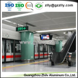 [إيس9001] مصنع يعلّب ألومنيوم [أكوستيك بنل] لأنّ مترو