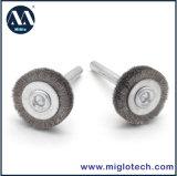 Гофрированная высоким качеством щетка пробки стального провода для Deburring полируя Tb-100117