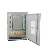 144 a cruz da fibra da montagem SMC da parede dos núcleos coneta o gabinete
