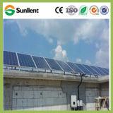 휴대용 태양 발전기가 사슬 최상 태양 전지판에 의하여 집으로 돌아온다