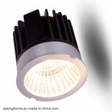 Hôtel vers le bas MR16 léger avec l'éclairage LED d'ÉPI du CREE 6W