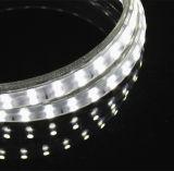 RoHS Bescheinigungs-im Freienstreifen-doppelte Zeile wasserdichter Streifen des Streifen-IP65 LED