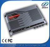 4 leitor de cartão fixo da freqüência ultraelevada RFID de Impinj R2000 das canaletas