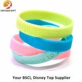 Cheap gravé bracelets en silicone avec votre logo