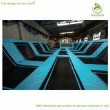 Парк Trampoline высокого качества взрослый для зрелищности