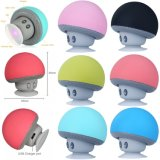 Mini haut-parleur Bluetooth du caisson de basses de champignons Loud Sound Box