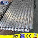 Strato ondulato del tetto galvanizzato Gi (SGCC, SGCH, DX51D+Z)