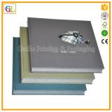 Impression polychrome élevée de livre de livre À couverture dure de la Chine Qaulity
