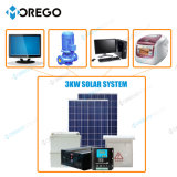 Desligar Morego Grid 3KW 5 kw Sistema de Energia Solar Home