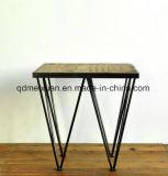 [سليد ووود] أثاث لازم مقهى طاولة [ستّينغ رووم] [تا تبل] غلّة كرم طاولة ([م-إكس3625])