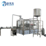 China fiable la pulpa automática de llenado de jugo de la máquina de embotellado