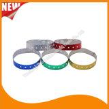 Fasce olografiche del braccialetto dei Wristbands di identificazione di abitudine di intrattenimento (E8070J-22)