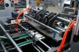 Voller automatischer Hamburger-Kasten, der Maschinerie bildet