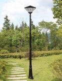 Haut de lumière LED de plein air Post