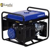 Generatore silenzioso 5kw Loncin di stile della fabbrica di benzina del generatore diretto 188f Loncin del motore