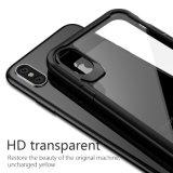 iPhone8를 위한 내진성 TPU & 아크릴 연약한 명확한 이론