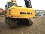 Komatsu PC200-7 utiliza excavadora sobre orugas hidráulica para la venta original de Japón