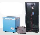 Eingebrannte Solarbrust-Gefriermaschine