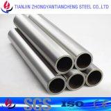 Tubo di titanio della lega di ASTM B338 Gr2 per lo scambiatore di calore in lega di titanio