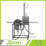 Plus tard la distillation d'huile essentielle de l'équipement de laboratoire pour l'huile de lavande