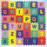 EVA Alfombra Puzzle de suelo (600)