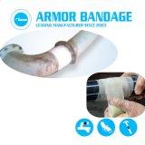 Kit de réparation de joint du tuyau de réparation des canalisations de bandage rapide bande de joint