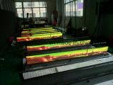 +80 graus Material de alta temperatura display LED de exterior em Israel Estados Equatorial Americano