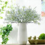 Gypsophila molto piccolo del fiore della seta artificiale di prezzi di fabbrica, Gypsophellola, alito dei bambini per la decorazione