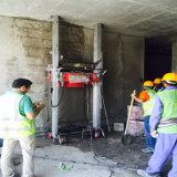 Spruzzatore della parete del mortaio che intonaca macchina