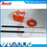 La precisión de alta calidad 0-300 m de terreno portátil Detector de agua/agua/Buscador de dispositivo de detección de agua