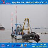 Draga idraulica di estrazione mineraria di aspirazione con l'esportazione della taglierina