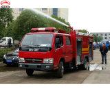 固定大洪水銃が付いている熱い販売の普通消防車