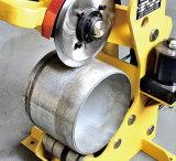 """Qg Hongli8c-d'un tuyau métallique électrique Machine de découpe à froid pour max 8"""" tuyaux en acier (Type de mise à niveau en 2017)"""