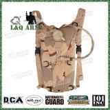 Les packs d'hydratation 2.5L tactique militaire de l'eau pochette sac sac à dos d'assaut la randonnée pédestre