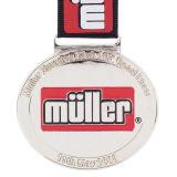 カスタマイズされた旧式な金の銀の銅のエナメルのスポーツメダル