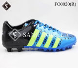 تصميم جديدة جيّدة نوعية [أوتوور] كرة قدم أحذية لأنّ رجال