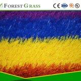 Красочные искусственных травяных /искусственном газоне жилых для украшения и сад (MPY)