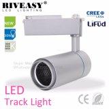 luz/teto/projector de prata da trilha do diodo emissor de luz 30W