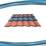 Плитка крыши металла горячего камня цвета сбывания Coated