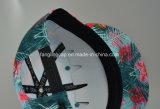 Six Cap Snapback d'impression numérique du panneau