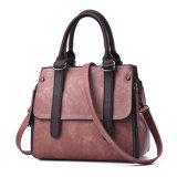 De professionele Opbrengst van de Fabriek de Handtas van Dame Clutch Tote Bag Women Pu Leer